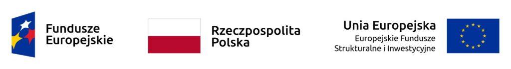 Logo dotacji EU