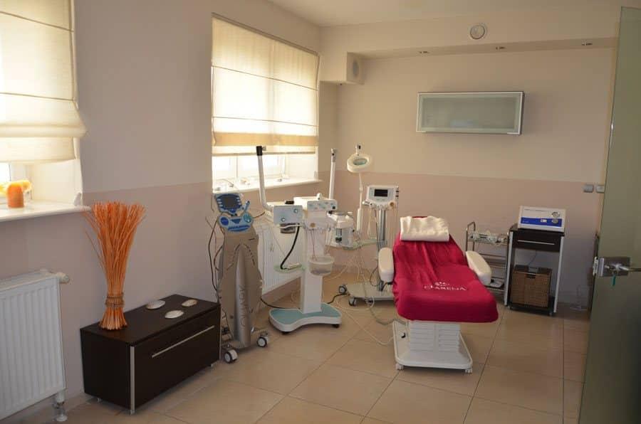 pomieszczenie rehabilitacyjne