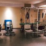 Pomieszczenie do rehabilitacji